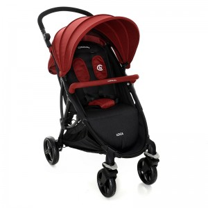 Coto Baby Wózek Spacerowy Loca Red