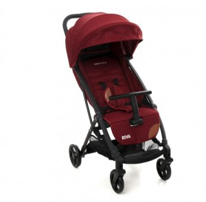 Coto Baby Wózek Spacerowy Riva Len Red
